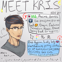 helo it me krist by k-rist