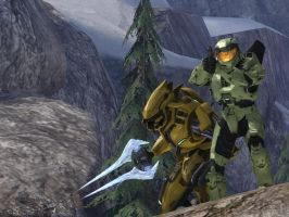 Halo: Combat Evolved Tribute by Aryck-The-One