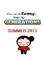 Funny Love Generations Poster by rabbidlover01