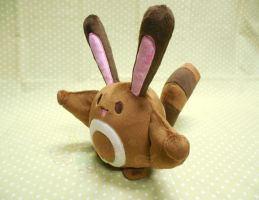 Sentret Plush by SuperKawaiiStudios