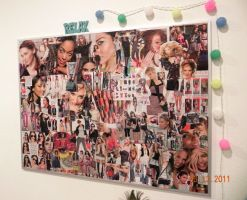 Seventeen magazine Collage by beadsofcompassion
