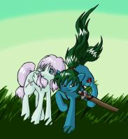 Lyndis x Florina Ponified by melidichan