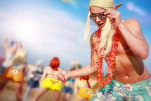 DotA 2 - Summer - Check this out by MilliganVick