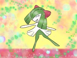 Happy Kirlia by hmc03