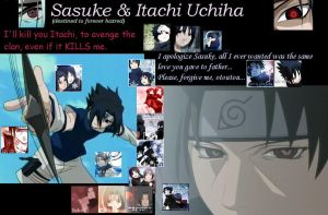 ItaSasu forever destined hate by fanmanavnger