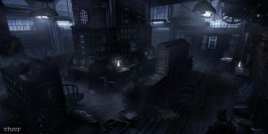 Thief - Dust to Dust Factory Office by MatLatArt