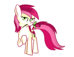 Roseluck by ccortxX