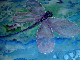 Dragonfly 3 by ChaoticatCreations