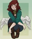 Angelfaced by Marxis