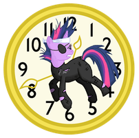 Time Goes Ticking Away by Kinrah