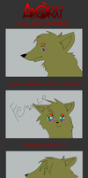 Arokai meme:Issy the Fennce fox by Shadowtoungplz