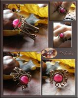 Dalia- ring by mea00
