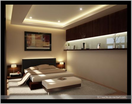 sutami_bedroom I by kee3d