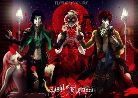 Light Of Elysium _Secret of a Rose_ by FleshCreature