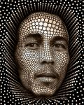 Bob Marley Lives by BenHeine
