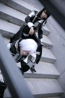 D.Gray-man - Our gloomy future by K-Shinichiro