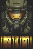 Master Chief by Madcatstudios