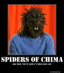 Spiders of Chima - Live by CCB-18