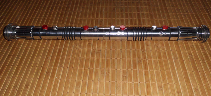 Darth Maul Lightsaber Final Without Saber by HexanV