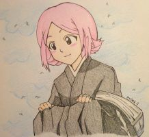 Bleach: Yachiru by PeaceByPiece95