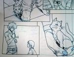 Malec Comic Preview 5 by xiannustudio