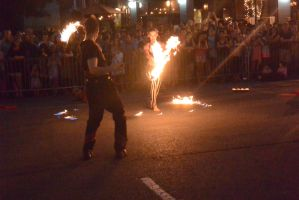 Ignite the Night Fire/Food Fest,Hand Fire Twirl by Miss-Tbones