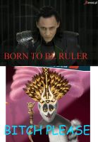 Who is born to be ruler ? by Ewela1130