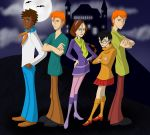 Scooby Gang by Whisperwings