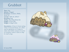 Grubbot by sylver1984
