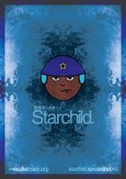 Starchild Poster by munchester2cool