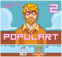 Populart_2_COVER by t-drom