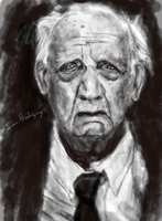 Sir - Portrait Fast by TERRIBLEart