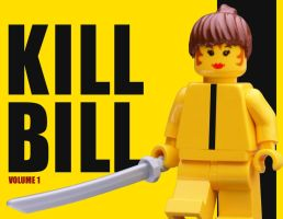 Lego Kill Bill Volume One by halley