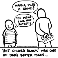 Bad Parenting by endlessorigami