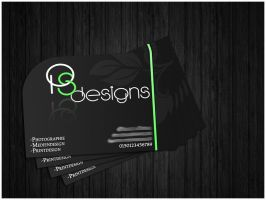 Business Card by Alucard1238