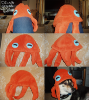 Octopus Hat by ThatMonster