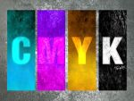 CMYK by Teakster