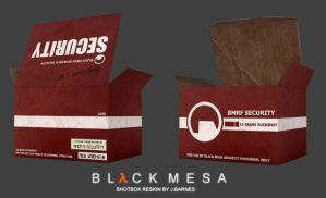 Black Mesa Mod - New Shotbox by Deathbymodding