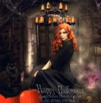 Witches Brew by KarahRobinson-Art