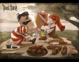 Love and Meat by Seanica