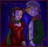 Ozian - Happy Holidays by Tell-Me-Lies