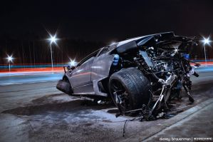 Dead Lambo LP640 by braver-art