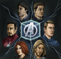 The Avengers by Arabesque91