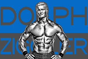 Dolph Ziggler by TeamBringIt