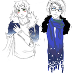 APH: Bit Chilly by kinno-nabi