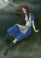 American McGee's Alice by shinga