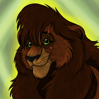 Adult Kovu by johndimplechester