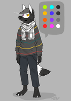 Sweater Hat by Seven-Ink