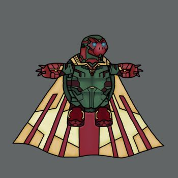Vision Turtle by bulldog21