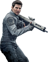 Tom Cruise (Oblivion) Render 6053x7874 by sachso74